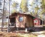 Foto 11 interior - Casa de vacaciones Marjaniemen loma-asunnot, small cabin, Kuusamo