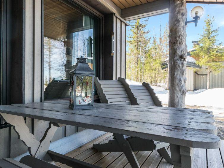 Mustalampi 4 kyyhkynen - Chalet - Kuusamo