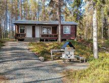 Kuusamo - Vacation House Ylikitkajärvi, kesäkumpu