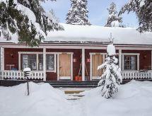Kuusamo - Casa de férias Kitkajoen lomatuvat, lohi