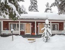 Kuusamo - Casa de férias Kitkajoen lomatuvat, ahven