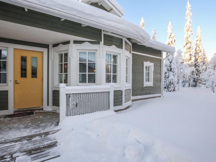 met je hond naar dit vakantiehuis in Kuusamo