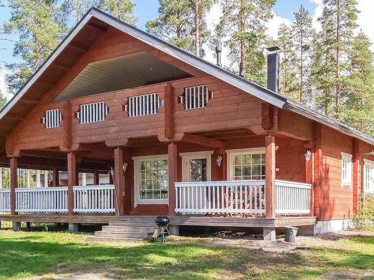 met je hond naar dit vakantiehuis in Lestijärvi