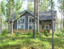 Lestijärvi - Vakantiehuis Karikko