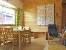 Soidinaukea b15 con horno y sauna