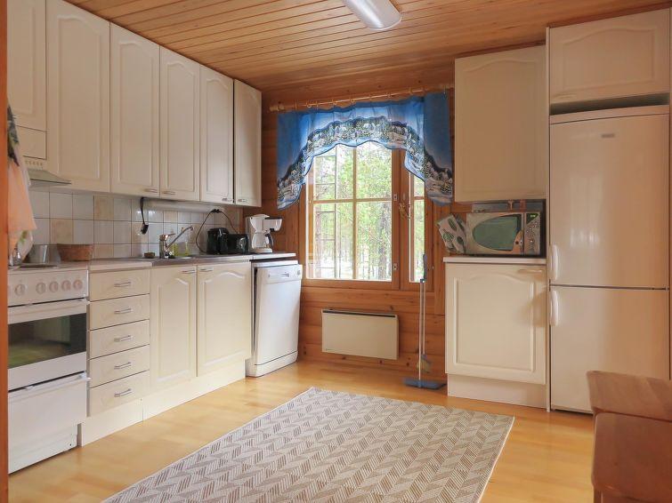 Holiday home revontuli 1 Villa in Saariselka