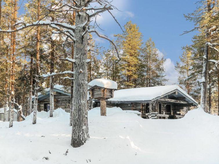 Tuurutieva Villa in Saariselka