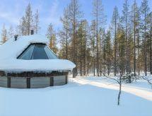 Inari - Vacation House Arctic hut, laanila