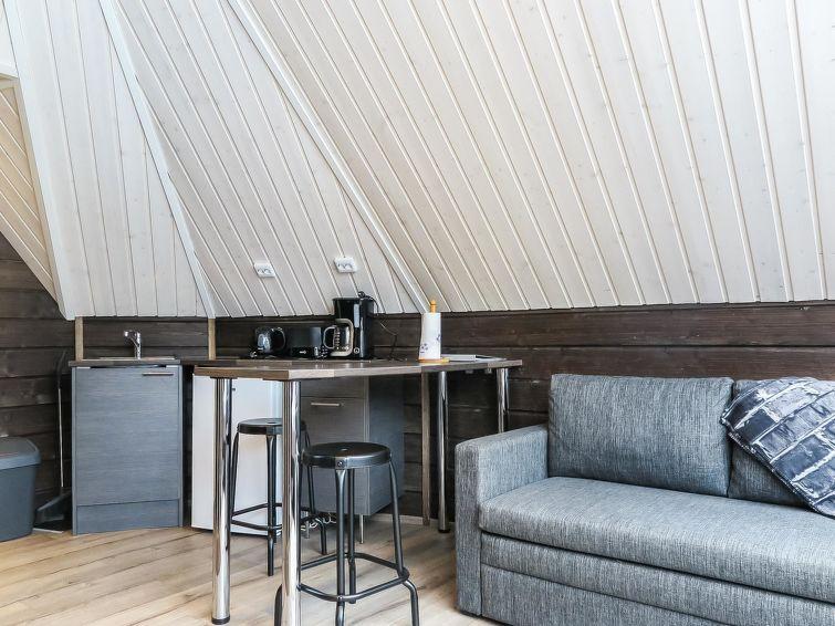 Arctic light hut Accommodation in Saariselka