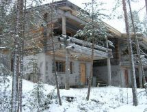 Kemijärvi - Ferienhaus Moves