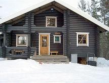Kemijärvi - Ferienhaus Alatupa