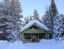 Kittilä - Maison de vacances Kätkätys