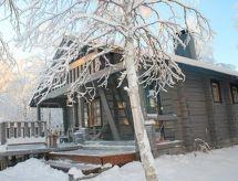 Kittilä - Dom wakacyjny Puljuvaaran majat/juolukka