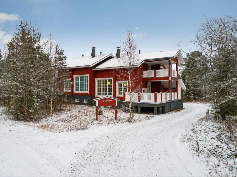 Ferienhaus Kätkänlinna a1