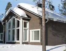 Kittilä - Vakantiehuis Casa lobo b