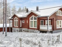 Kittilä - Vacation House Poronpurema a