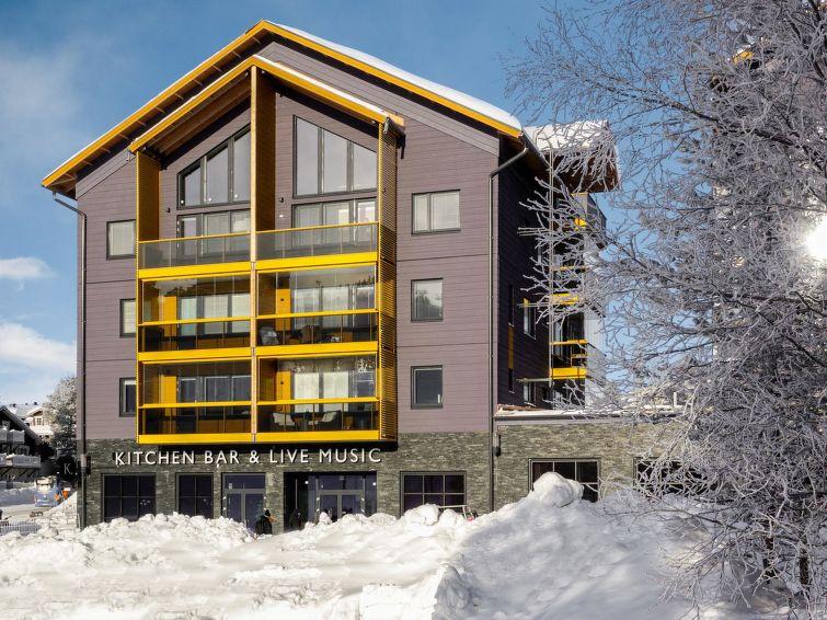 Ferienhaus Levin kunkku b8