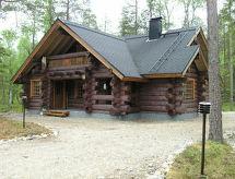 Salla - Ferienhaus Sallanvärkki
