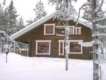 Sodankylä - Ferienhaus Einola