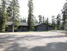 Sodankylä - Ferienhaus Metsä-luosto