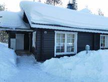 Ylläsjärvi - Casa Lomaylläs maja f77/palovaarankaarre 16 b