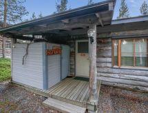 Ylläsjärvi - Maison de vacances Ylläsrivit c 8 / villa änkyrä