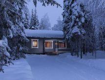 Ylläsjärvi - Holiday House Ylläs-äijän maja 6 iso