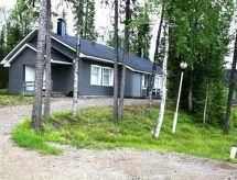 Ylläsjärvi - Holiday House Tunturinvieri m2