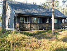 Ylläsjärvi - Vacation House Tunturihuhta 2