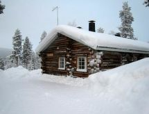 Ylläsjärvi - Vacation House Lomaylläs d58 /palovaarankaarre 11b