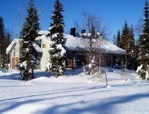 Ylläsjärvi - Holiday House Isonparit b3