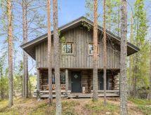 Ylläsjärvi - Vakantiehuis Tievatupa 1, isompi