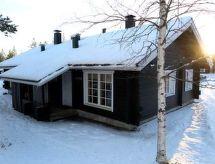 Ylläsjärvi - Casa Lomaylläs b32 /suppapolku 3b