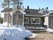Ylläsjärvi - Vakantiehuis Yllästunnelma 4 b 8