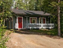Ylläsjärvi - Vakantiehuis Ylläs-äijän maja 1