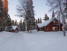 Ylläsjärvi - Vacation House Kuusela