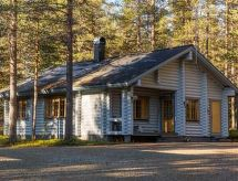 Ylläsjärvi - Ferienhaus Ylläs-topin lomamaja 1