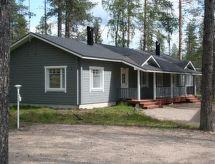 Ylläsjärvi - Holiday House Aamurusko 2