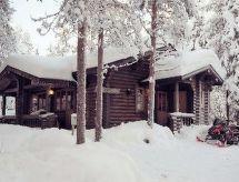 Ylläsjärvi - Vacation House Felixinpolku 1