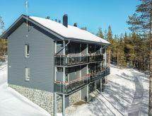 met je hond naar dit vakantiehuis in Ylläsjärvi