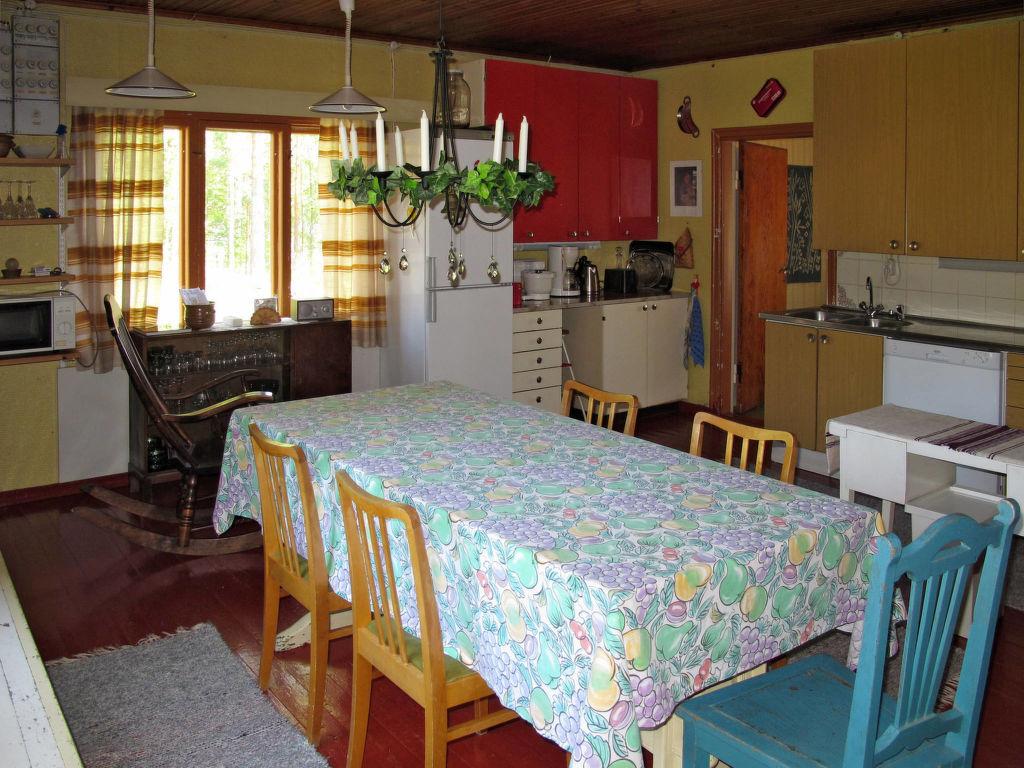 Maison de vacances Karkunniemi (FIJ023) (108357), Heinävesi, , Est de la Finlande, Finlande, image 8