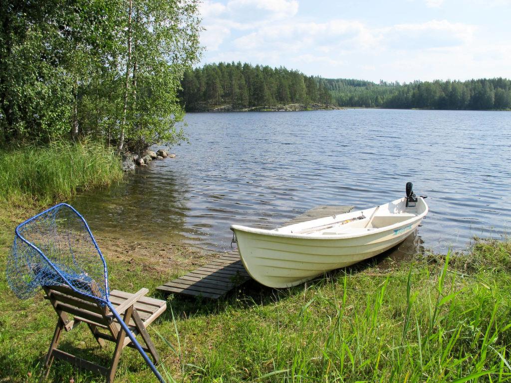Maison de vacances Karkunniemi (FIJ023) (108357), Heinävesi, , Est de la Finlande, Finlande, image 17