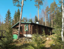 Joensuu - Holiday House Ferienhaus mit Sauna (FIK068)