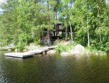 Ferienhaus mit Sauna (FIK068)