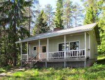 Joensuu - Holiday House Ferienhaus mit Sauna (FIK051)
