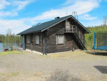 Joensuu - Holiday House Ferienhaus mit Sauna (FIK059)