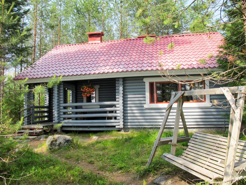 Maison de vacances Nuutinen (FIK089) (105601), Juuka, , Est de la Finlande, Finlande, image 3
