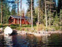 Kontiolahti - Vakantiehuis Turusen majat