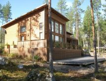 Lieksa - Maison de vacances Koli, pielislinna/loma-koli