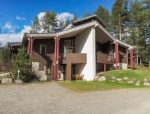Lieksa - Maison de vacances Hiisiranta c3